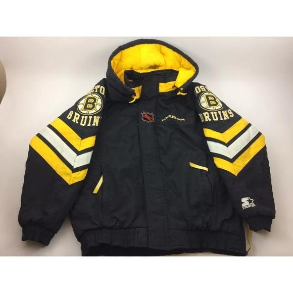 Vintage 90s Jacket Boston Bruins Nhl